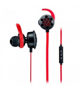 TT eSports Thermaltake HTISURUS ProISFAnalog(IB)In-ear-budBlack3.5mm plug