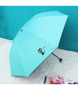 Colorful Cartoon Design Umbrella
