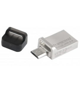 Transcend JetFlash 880 USB 3.0 Silver Plating 16GB Pen Drive