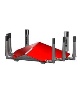 Wireless AC 3200 Mbps Six Antenna TriBand Broadband Router