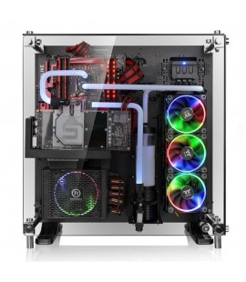 Thermaltake Core P5 TG Black/Wall Mount SGCC Tempered Glass