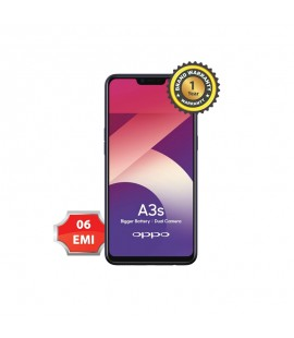 "OPPO A3s 6.2"" 3GB - 32GB"