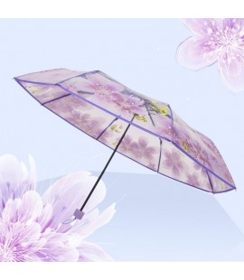 Transparent Design Umbrella 110CM