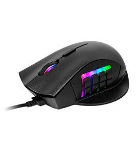 Thermaltake MO/Nemesis/Wired/Optical/Omron/Black/MOBA Gaming Mouse