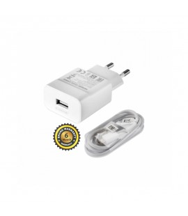 Huawei Quick Charger with Micro USB Cable AP32 - White