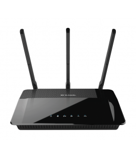 Wireless AC750 Mbps Three Antenna Broadband Router