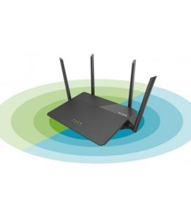 Wireless AC1900 EXO MU-MIMO GiGa Wi-Fi Router (4 Antena)