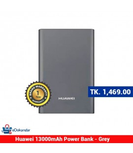 Huawei 13000mAh Power Bank - Grey