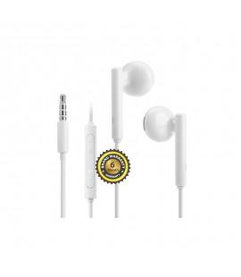 HUAWEI AM115 Earphones Half In-ear Answering Phone - White