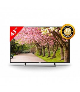 "IPLE 43"" Smart 4K LED TV"