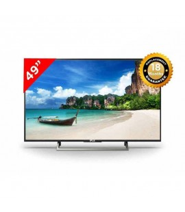 "IPLE 49"" Smart 4K LED TV"