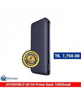 JOYROOM D-M154 Lingzhi series Power bank 10000mah