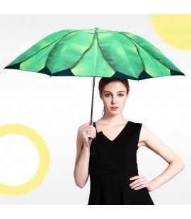 Banana Leaf Umbrella 98x110cm