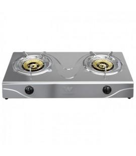 Walton Gas stove Double Burner WGS-DSB1 (LPG)