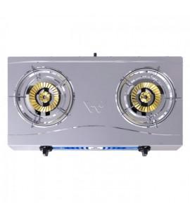 Walton Gas stove Double Burner  WGS-NSB1501 (LPG)