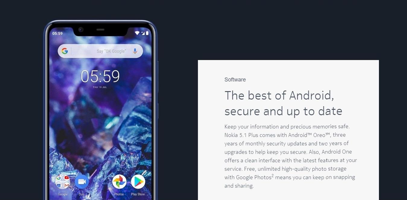 Nokia 5 Software Update
