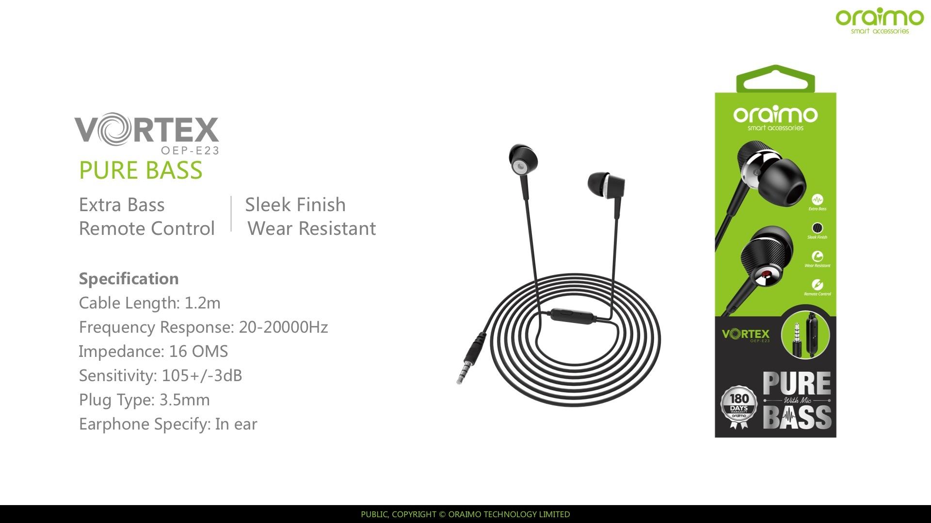 Oraimo headphone price in bangladesh